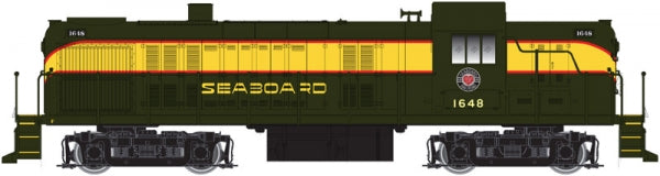 Atlas 10001935 HO Seaboard Air Line Silver Series RS-3 Locomotive #1648