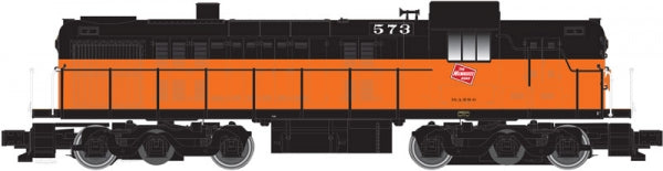 Atlas 10001949 HO Milwaukee Road Silver Series RSD-4/5 Locomotive #575
