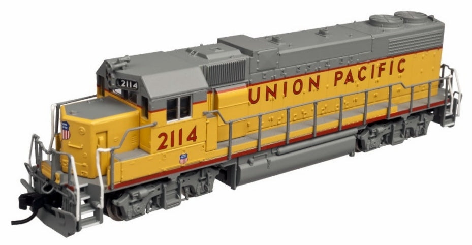 Atlas 40002303 N Union Pacific GP38-2 Diesel Locomotive w/DCC #2105