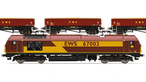 Hornby R3399 OO English Welsh & Scottish Railway Freight Train Pack