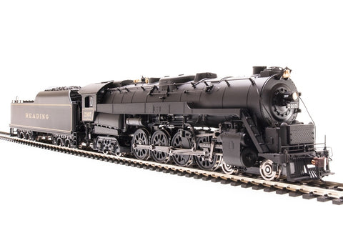 Broadway Limited 4460 HO Reading T1 4-8-4 Steam Loco w/Sound/DC/DCC #2107