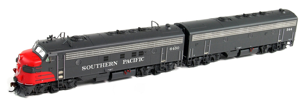 Athearn G22690 HO Southern Pacific FP7A/F7B Diesel Set w/DCC & Snd #6457A/#8298B