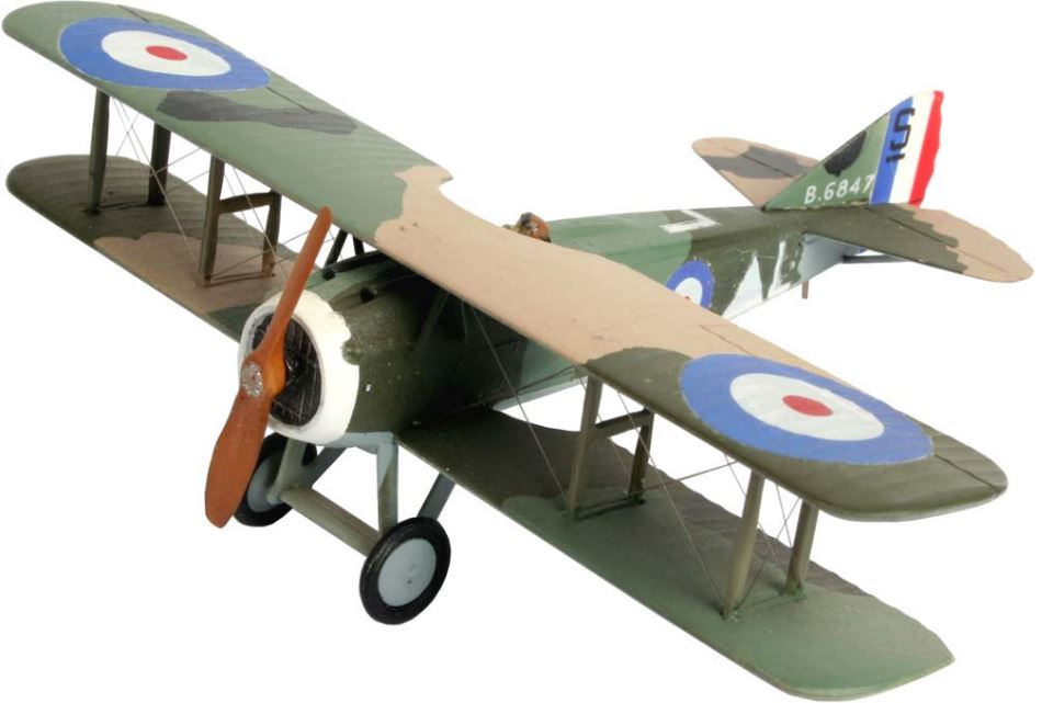 Revell of Germany 80-4192 1:72 Spad XIII C-1 Aircraft