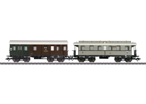 Marklin 43058 HO KPEV Branch Line Set 1 (2)
