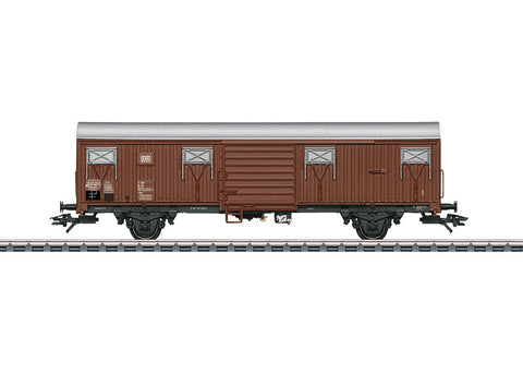 Marklin 47311 HO German Federal Railroad (DB) Type Gbs 256 Two-Axle Boxcar