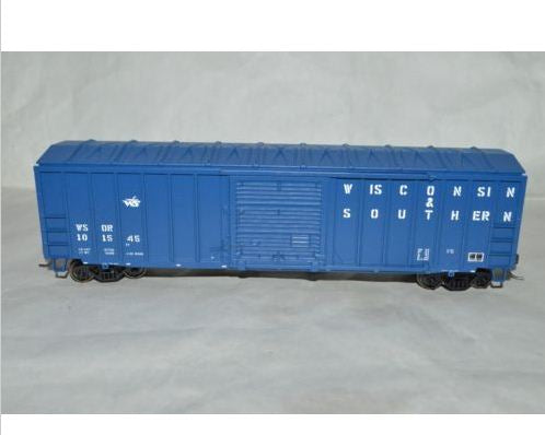 Adair Shops 102 HO Weights for Athearn 50' Plug Door Insulated Boxcar