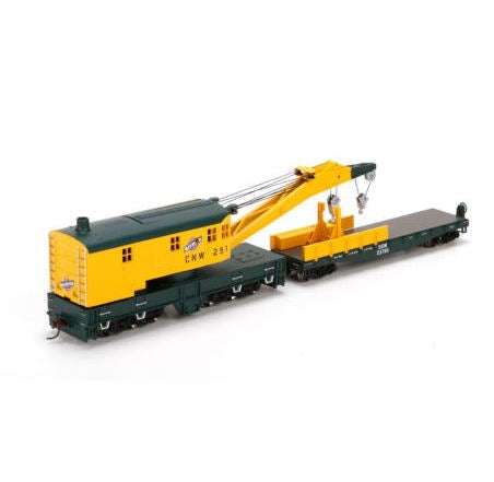 Adair Shops 106 HO Weights f/Athearn Crane Tender Caboose