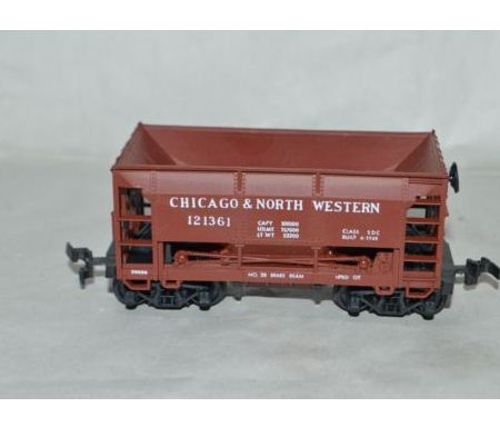 Adair Shops 3101 HO Weight f/MDC 22' Taper Side Ore Car