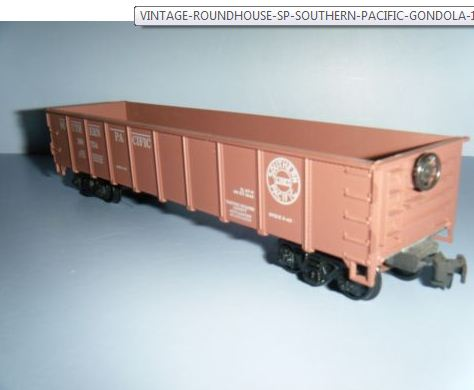 Adair Shops 4057 HO Weights Bowser Cars GS 40' Gondola