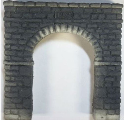 AIM 165 N Double Track Stone Tunnel Portal