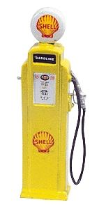 Berkshire Valley 12 O Shell Standard Decal Gas Pumps