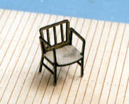 B.T.S. 13017 O Scale Captain's Chairs (4)