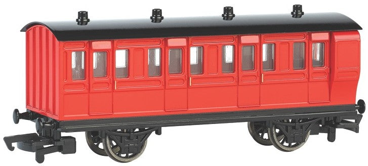 Bachmann 76039 HO Thomas The Train Red Brake Coach