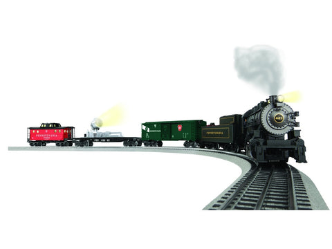 Lionel 6-83659 Pennsylvania Keystone Special Lionchief Steam Train Set w/Remote