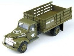 Classic Metal Works 30465 Ho 41/46 CHEVY STAKE US ARMY