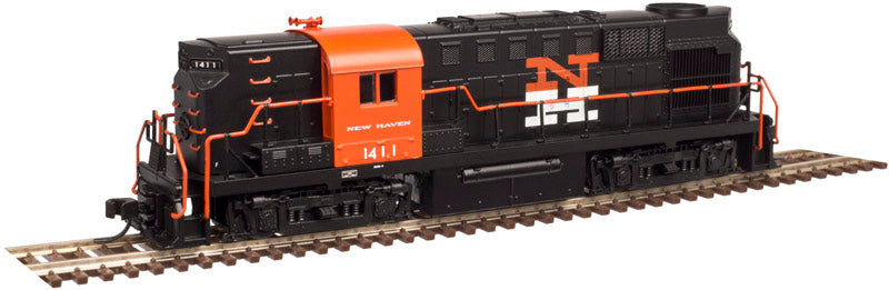 Atlas 40002612 N New Haven RS-11 Locomotives #1411