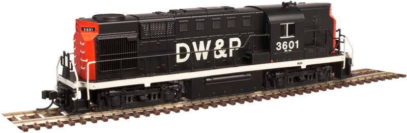 Atlas 40002621 N Duluth, Winnepeg & Pacific RS-11 Locomotives w/DCC #3601