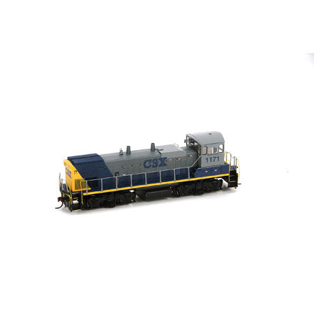 Athearn G69404 HO CSX /YN2 MP15AC Reversed #1171
