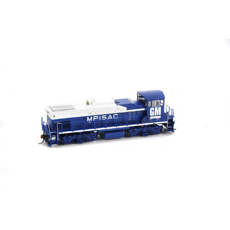Athearn G69412 HO EMD Demonstrator MP15AC #116