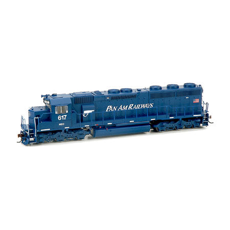 Athearn G86093 HO Maine Central (Pan Am) SD45-2 #617