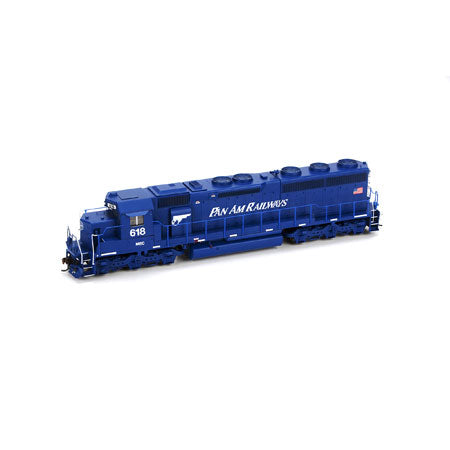 Athearn G86094 HO Maine Central (Pan Am) SD45-2 Diesel Locomotive #618