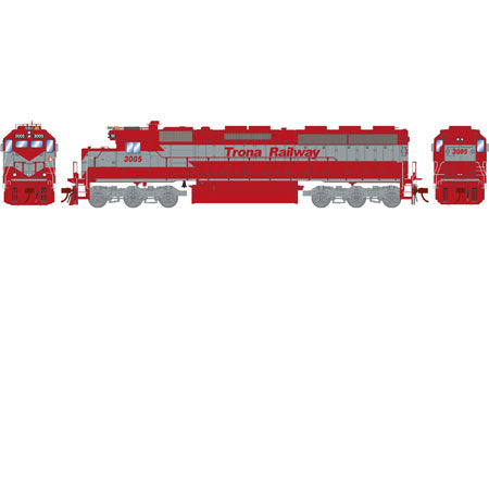 Athearn G86198 HO Trona SD45-2 with DCC & Sound #3005