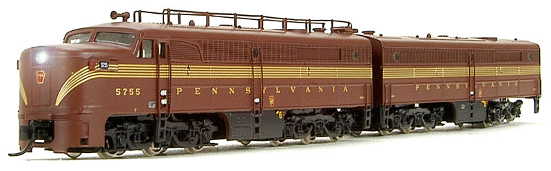 Broadway Limited 3381 N Pennsylvania Railroad Alco PA1 #5752A, 5758B
