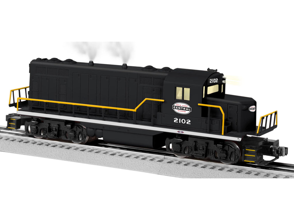 Lionel 6-82172 New York Central LionChief Plus GP20 #2102