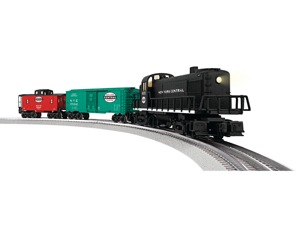 Lionel 6-82984 New York Central RS-3 Lionchief Diesel Freight Train Set w/Remote