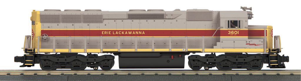 MTH 30-202933 O Erie Lackawanna SD-45 Diesel Engine (Non-Powered)