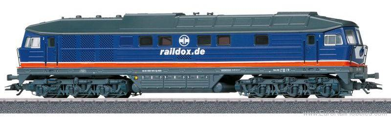 Marklin 36430 HO Raildox Class 232 Diesel Locomotive