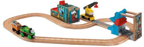 Fisher Price BDG60 Thomas & Friends™ Reg & Percy at the Scrapyard