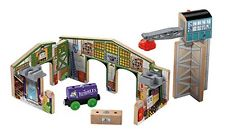 Fisher Price BDG77 Thomas & Friends™ Wooden Railway Slot & Build