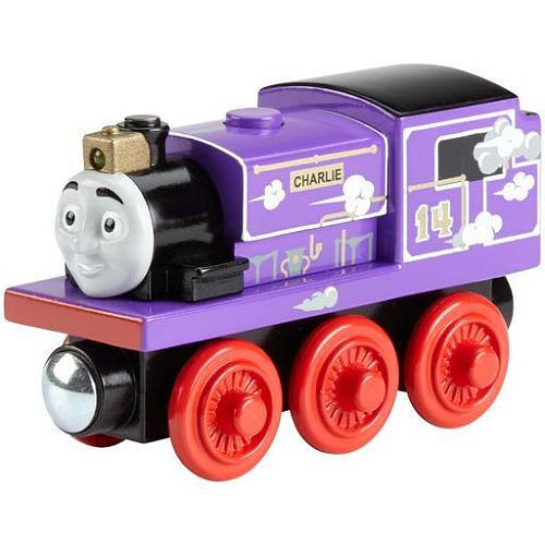 Fisher Price DFX21 Thomas & Friends™ Wooden Railway Roll & Whistle Charlie