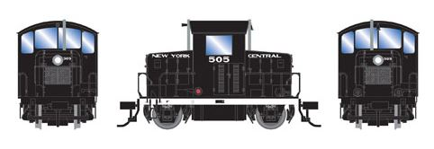 Athearn 89565 HO New York Central EMD Diesel Engine Model 40 #505