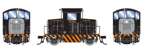 Athearn 89567 HO Southern Pacific EMD Diesel Engine Model 40 #1899