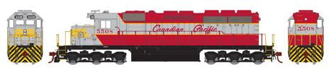 Athearn 98763 HO Canadian Pacific SD40 Diesel Engine RTR #5508