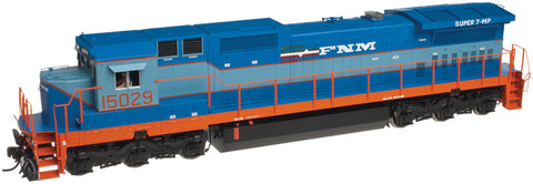 Atlas 40002732 N FNM DASH 8-40C Diesel Locomotive w/DCC #15029