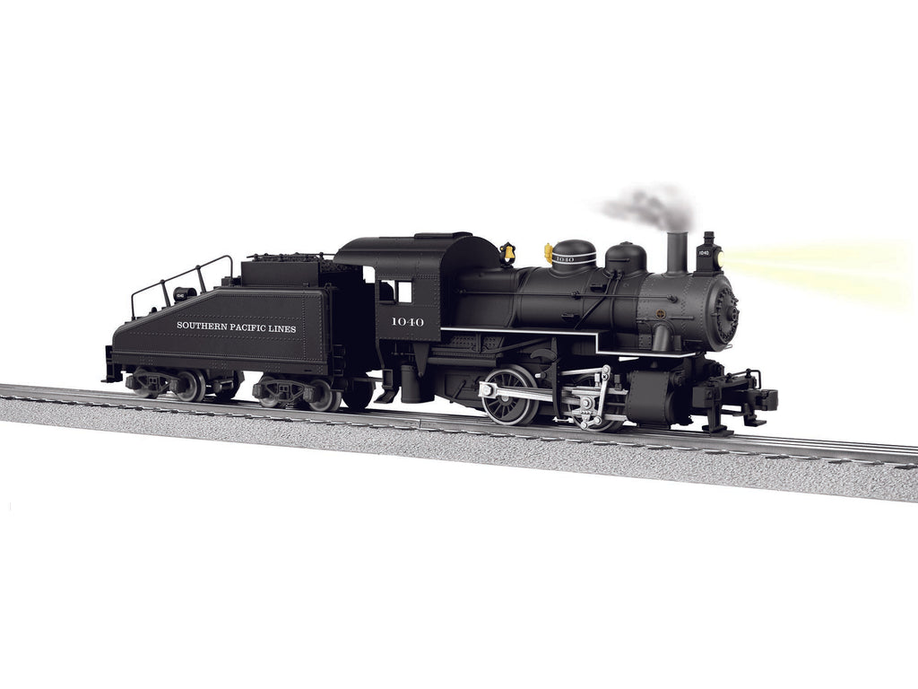 Lionel 6-82974 O Southern Pacific LionChief Plus A5 0-4-0 Steam Loco #1040