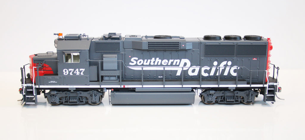 Fox Valley Models 20452 HO Southern Pacific GP60 Diesel Loco Standard DC #9747