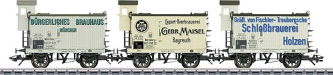 Marklin 45252 HO Beer Car Set