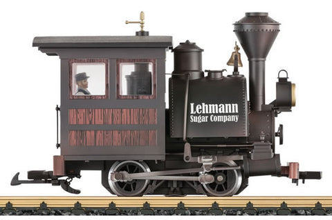 LGB 24772 G Lehmann Sugar Company Porter Steam Locomotive