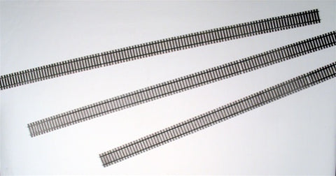 "Micro Engineering 12-106 HO Code 70 36"" Weathered Flex-Track (Pack of 6)"