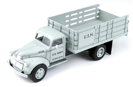Classic Metal Works 30466 Ho 41/46 CHEVY STAKE US NAVY