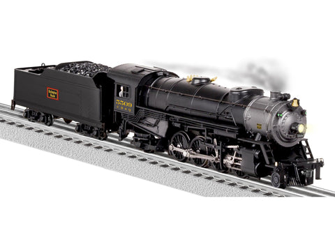 Lionel 6-81189 O Chicago, Burlington & Quincy Legacy Heavy Mikado 2-8-2 #5509