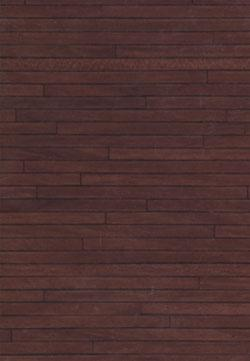 Plastruct 91858 G PSP-38 Dark Hardwood Paper Patterned Sheet