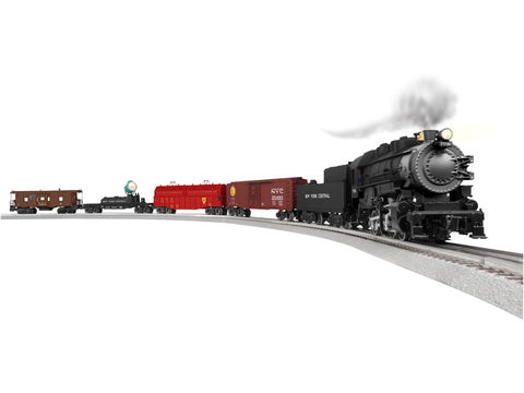 Lionel 6-81261 O New York Central 0-8-0 Flyer 3-Rail w/Sound Train Set