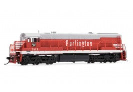 Arnold HN2312 N Chicago Burlington & Quincy GE Diesel Locomotive DCC Ready #563