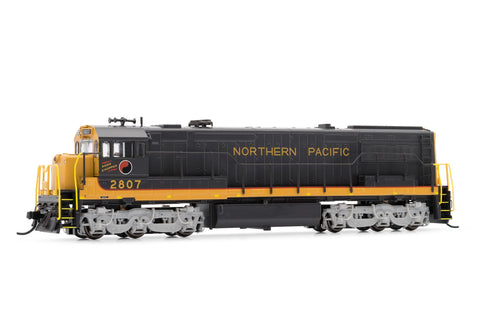 Arnold HN2313 N Northern Pacific GE Diesel Locomotive DCC Ready #2807