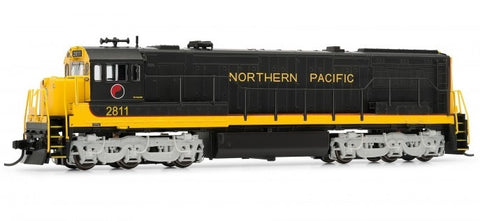 Arnold HN2314 N Northern Pacific GE Diesel Locomotive DCC Ready #2811